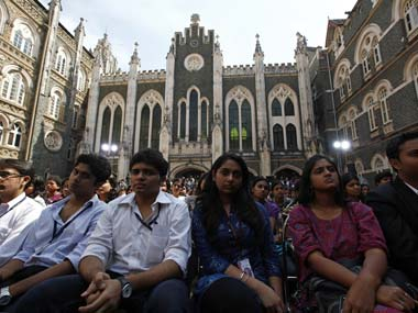 St. Xavier's College, Mumbai was forced to withdraw invitation to a Dalit activist. Reuters
