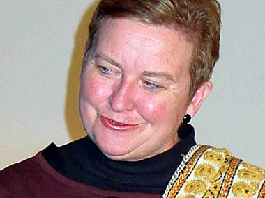 File image of former US Ambassador to India Nancy Powell. Reuters