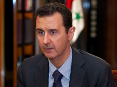 File image of Bashar al-Assad. AFP