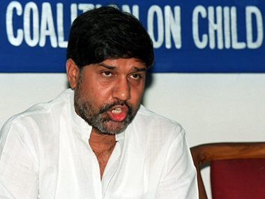 Kailash Satyarthi in a file photo. Reuters