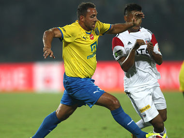 Michael Chopra will again be a key man in Kerala's scheme of things and he will have to be more alert upfront this time around. Sportzpics
