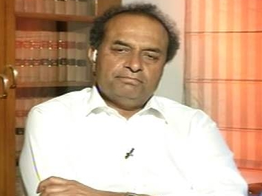 File image of Attorney-General of India Mukul Rohatgi. News18