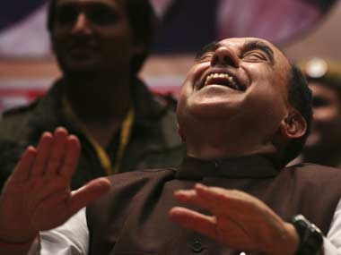 Swamy and the others were on the bully pulpit: Reuters