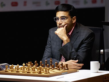 File picture of Viswanathan Anand. Reuters