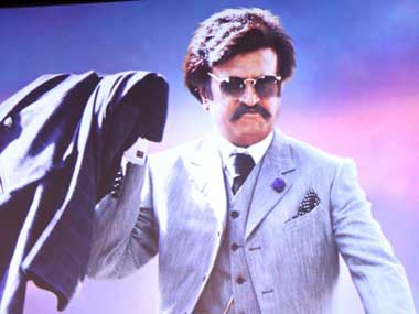 Rajinikanth is back