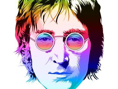 John Lennon. Facebook