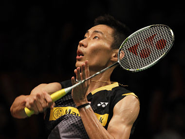File photo of Malaysia's Lee Chong Wei. Reuters