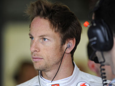 File picture of Jenson Button. AP