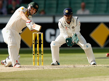 File picture of Shaun Marsh. Getty