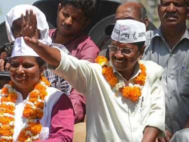 From Halla Bol to Hamla Bol: How AAP plans to take on BJP in Delhi ...