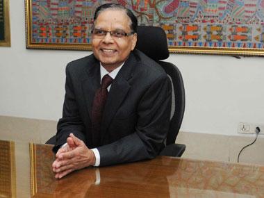 NITI Aayog, Vice-Chairman, Arvind Panagariya. Image courtesy PIB