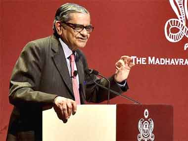 File photo of Jagdish Bhagwati. PTI