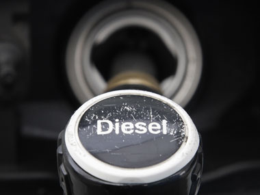 Diesel vehicles. Reuters