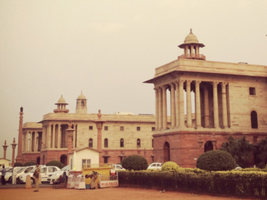 File image of Lutyens Delhi. Getty Images
