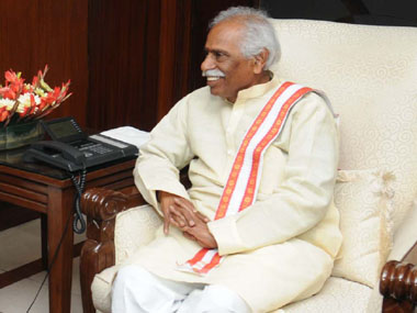 Union Minister of State for Labour and Employment Bandaru Dattatreya. Image courtesy PIB