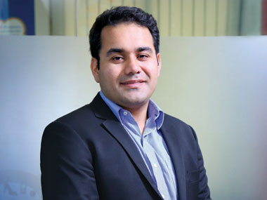 Kunal Bahl. Co-Founder and CEO, Snapdeal . Image courtesy Snapdeal