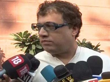 Derek O' Brien and other TMC leaders walked out of Rajya Sabha on Tuesday. Agencies