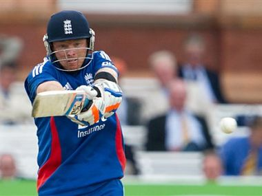File photo of Ian Bell. Reuters