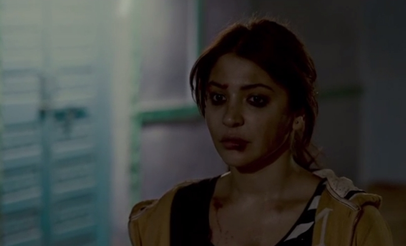 A screengrab from the film NH10