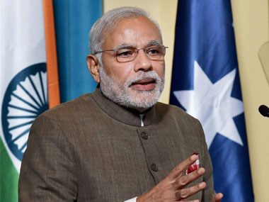 US said India under PM Narendra Modi was driving energy across South Asia. PTI