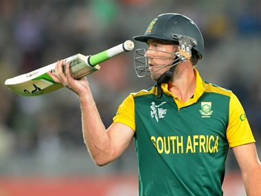 South Africa will count on some AB magic. AP
