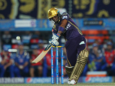 Suryakumar Yadavs smashed 46 from 20 balls to help KKR successfully chase down a tough target. BCCI