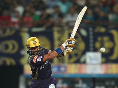 Robin Uthappa in action against CSK. BCCI