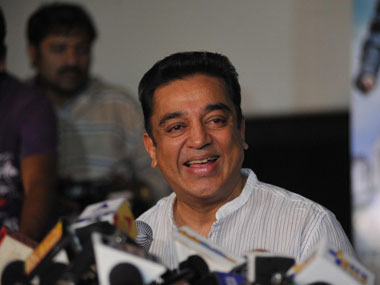 File image of actor Kamal Haasan. AFP