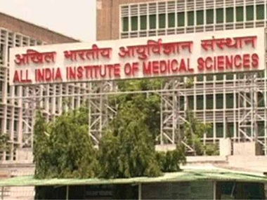 File photo of AIIMS. Image courtesy: CNN-News18