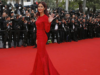 Courtesy: Katrina at Cannes Twiiter handle.