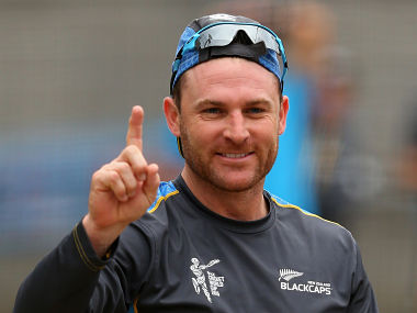 File picture of Brendon McCullum. Getty