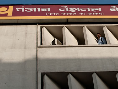 Punjab National Bank. AFP