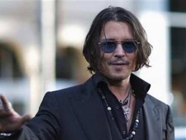 Image result for Actor Johnny Depp Apologized For Making Fun About Assassinating Donald Trump