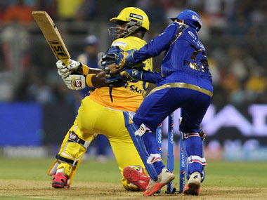 File photo from an IPL match featuring Chennai Super Kings. BCCI
