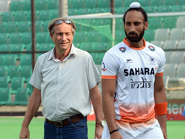 Image result for India's overseas hockey coaches
