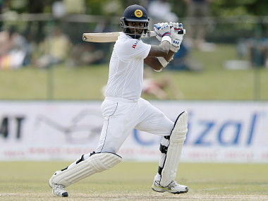 File picture of Angelo Mathews. Reuters