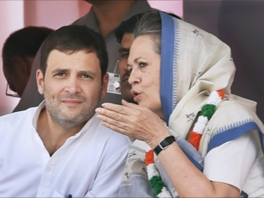 Rahul Gandhi and Sonia Gandhi. No surgery for Congress top leadership?PTI