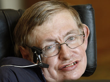Stephen Hawking. Image courtesy: Reuters