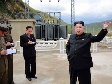 A file image of Kim Jong-Un. AFP