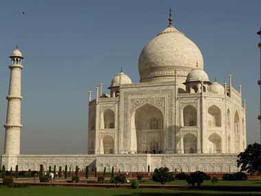 Taj Mahal. Getty images