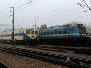 New trains in the offing. AFP