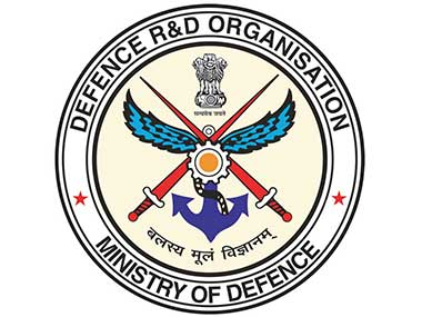 The DRDO logo. Image Credit: drdo.gov.in