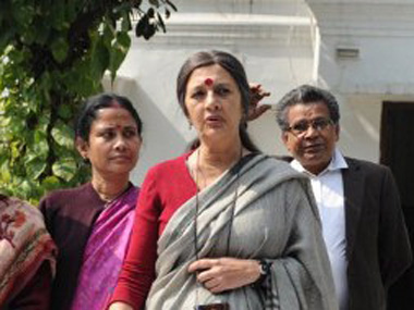 File image of CPM leader Brinda Karat. PTI