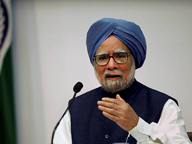Manmohan Singh. File photo. PTI