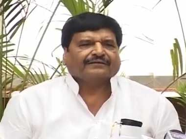 Shivpal Singh Yadav. Image courtesy CNN-News18