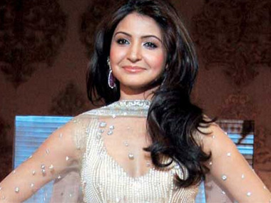 File photo of Anushka Sharma. IBNLive
