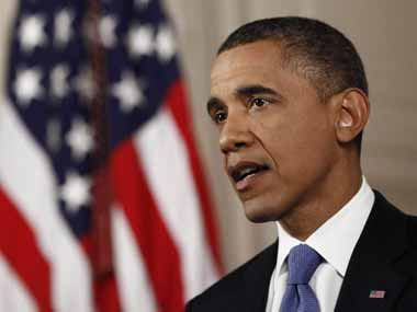 Obama is determined to not let Republicans block gun control laws in Congress/ AP