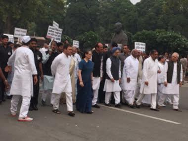 Congress Tolerance March