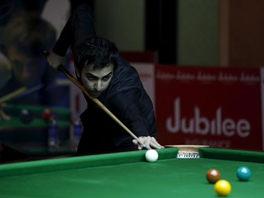 Pankaj Advani. File photo: Reuters