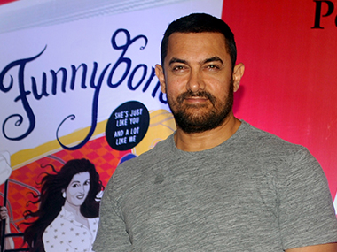 File image of Aamir Khan. AFP